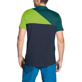 VAUDE Tremalzo IV Shirt Men eclipse/blue